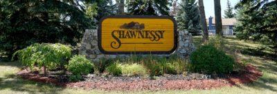 Shawnessy Smiles Dental | Shawnessy Neighborhood Sign