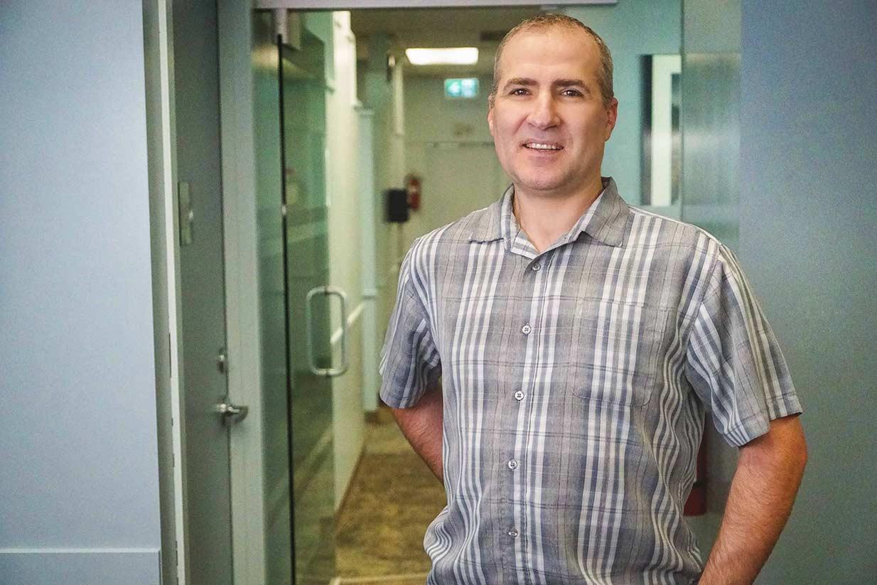 Dr. Roman Koutsil | South Calgary Dentist | Shawnessy Smiles